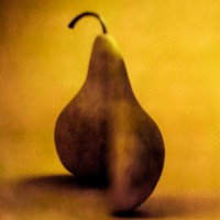 Split Pear #2